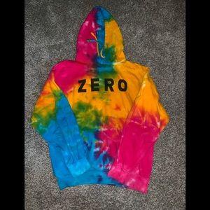Zero brand hoodie M